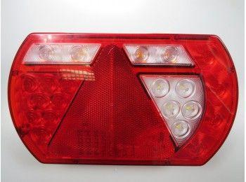 Achterlichtunit Smart LED 12v 5pin rechts | Pak Onderdelen