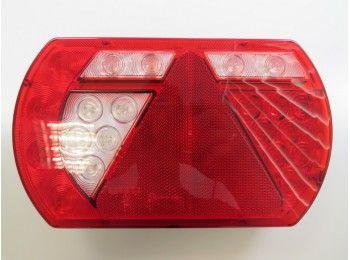 Achterlichtunit LED 12v 7 functies links | Pak Onderdelen