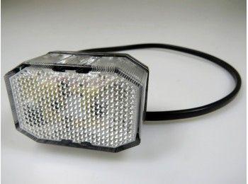 Contourlamp Flexipoint rood/wit LED | Pak Onderdelen