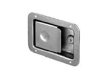 Deurslot met cylinderslot in unit | Pak Onderdelen