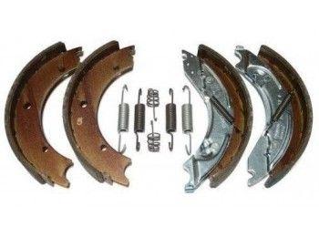 Knott remschoenset 250x40 | Pak Onderdelen