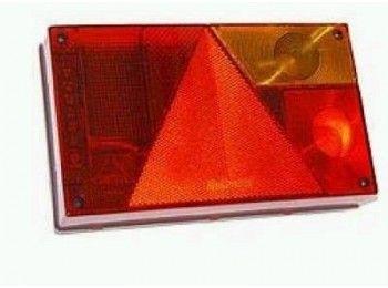 Achterlichtglas Multipoint I Rechts | Pak Onderdelen