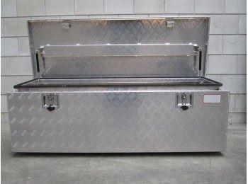 Aluminium bagagebox 120cm | Pak Onderdelen