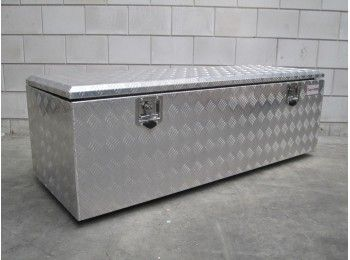 Aluminium bagagebox 190cm | Pak Onderdelen