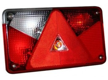 Achterlichtglas Multipoint V Links | Pak Onderdelen