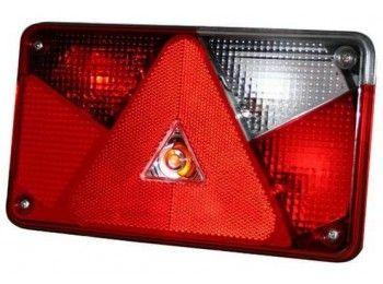 Achterlichtglas Multipoint V Rechts | Pak Onderdelen