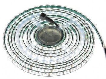 LED strip 12V 5 meter wit | Pak Onderdelen