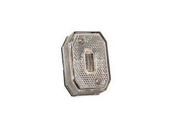 Breedtelichtglas Aspock Wit | Pak Onderdelen