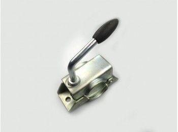 Neuswiel- steunpootklem 48mm | Pak Onderdelen