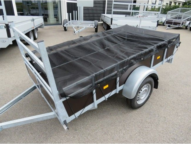 Aanhangwagen net FIJNMAZIG Proline 2800x1600 | Afbeelding 2 | Pak Onderdelen