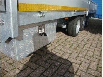 Aluminium bagagebox onderbouw 65cm | Pak Onderdelen