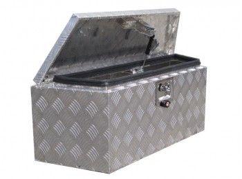 Aluminium bagagebox 90/66cm | Pak Onderdelen